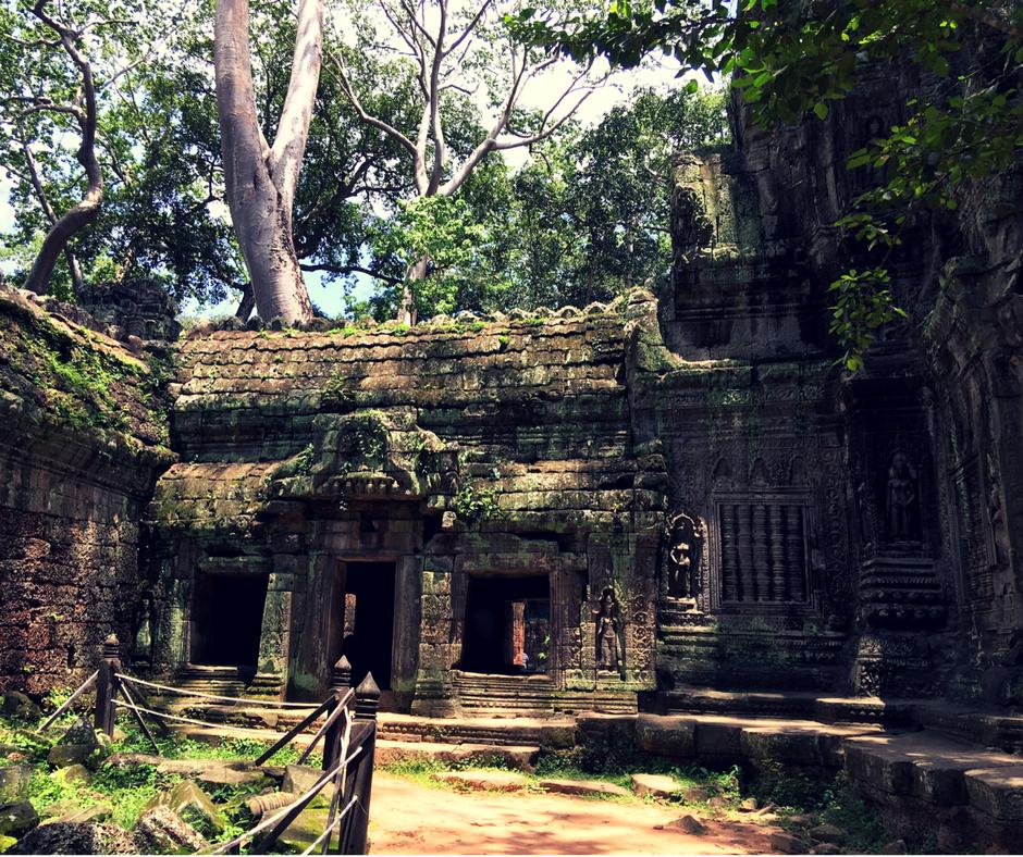 مدينة سيام ريب - كمبوديا