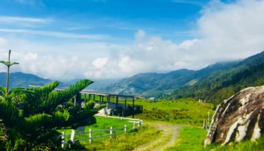 مناطق سياحية في صباح منطقة كونداسانغ