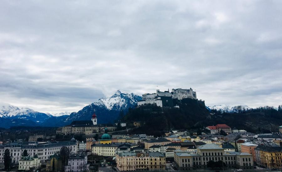 سالزبورغ النمسا
