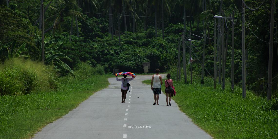 كودات بورنيو Tip of Borneo