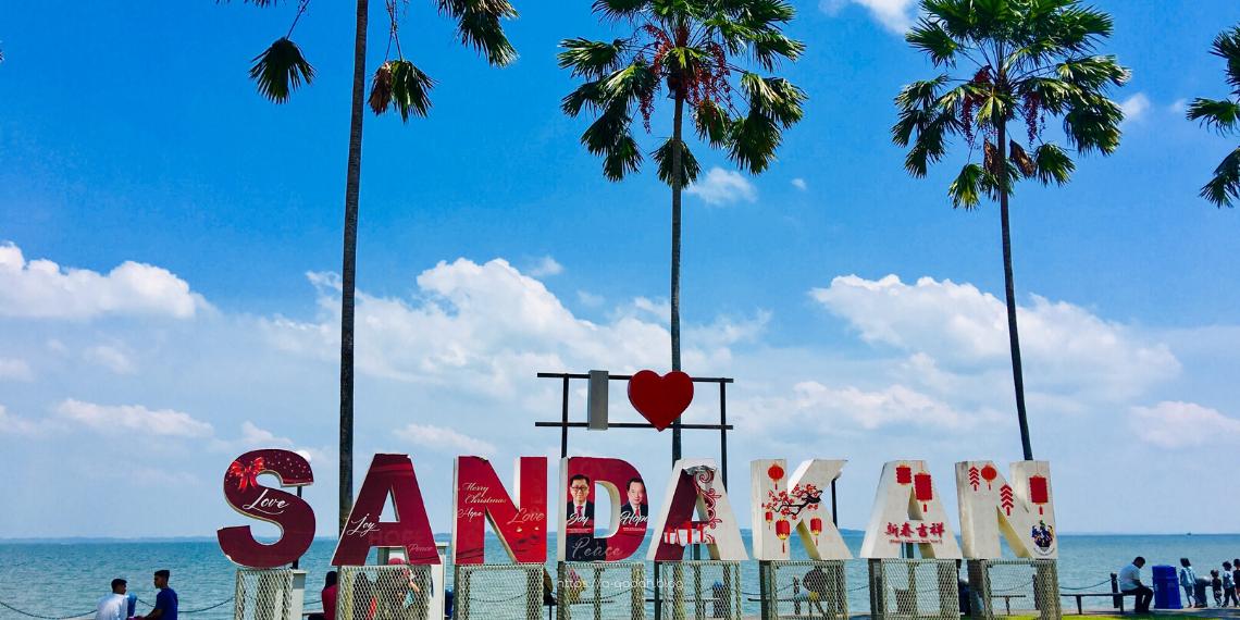 سانداكان ولاية صباح ماليزيا الساحلية Sandakan المناطق السياحية