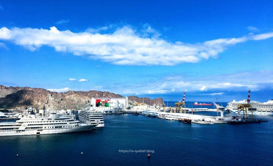إلغاء رحلتك Covid-19 الرحلة سفينة كروز في سلطنة عمان
