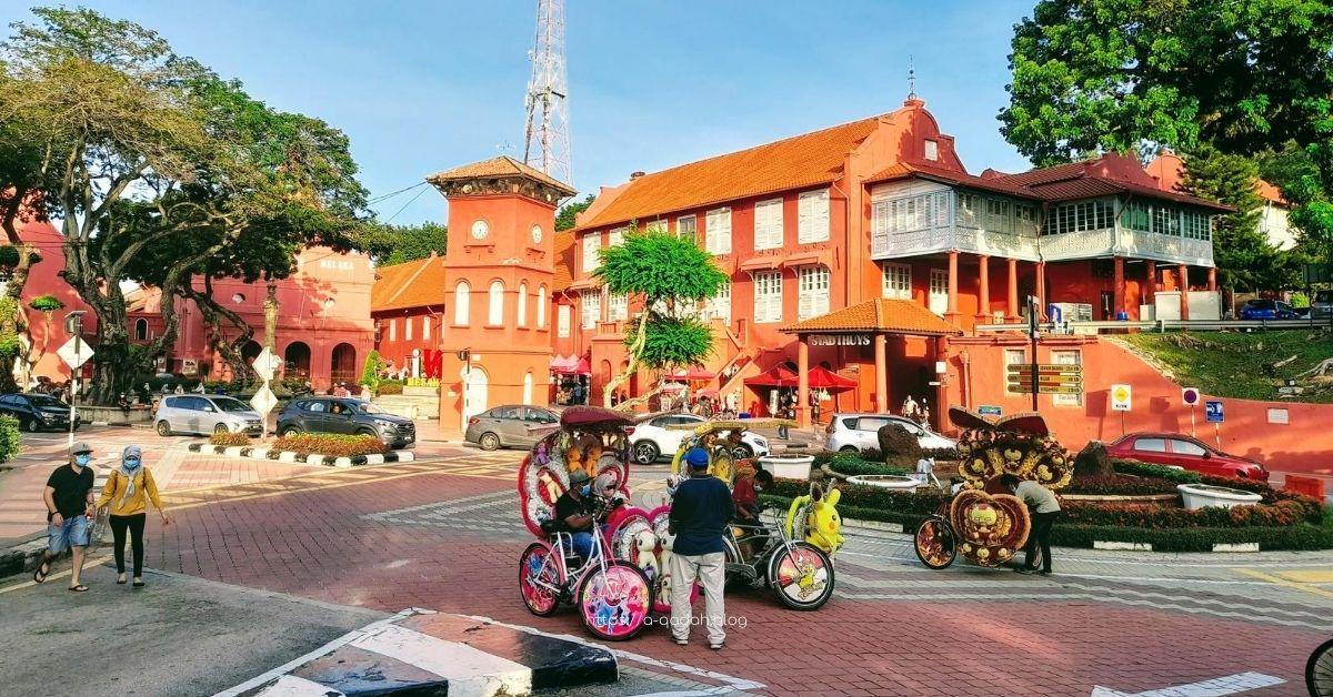 ملاكا المدينة التاريخية Melaka
