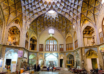 Kashan city Iran Middle East