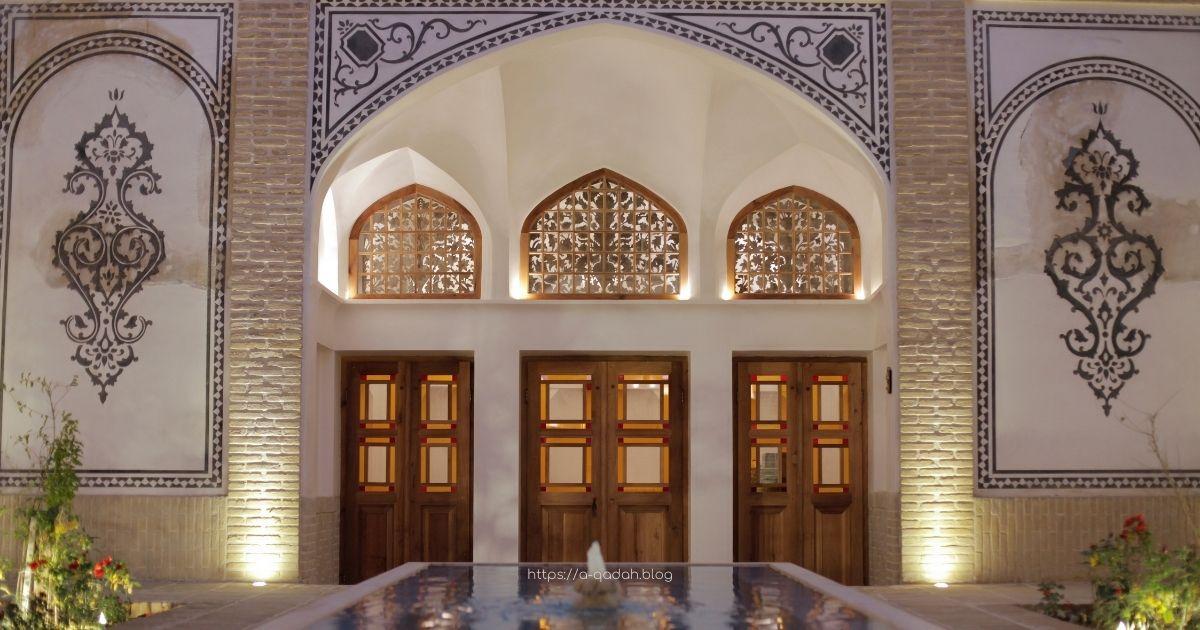 Sourijan Boutique Hotel Kashan Iran