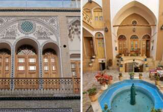 Sayeh Saray Traditional Hostel Sourijan Boutique Hotel Kashan Iran