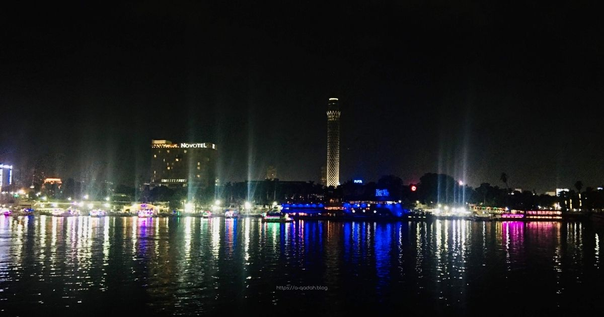 ليالي القاهرة مصر