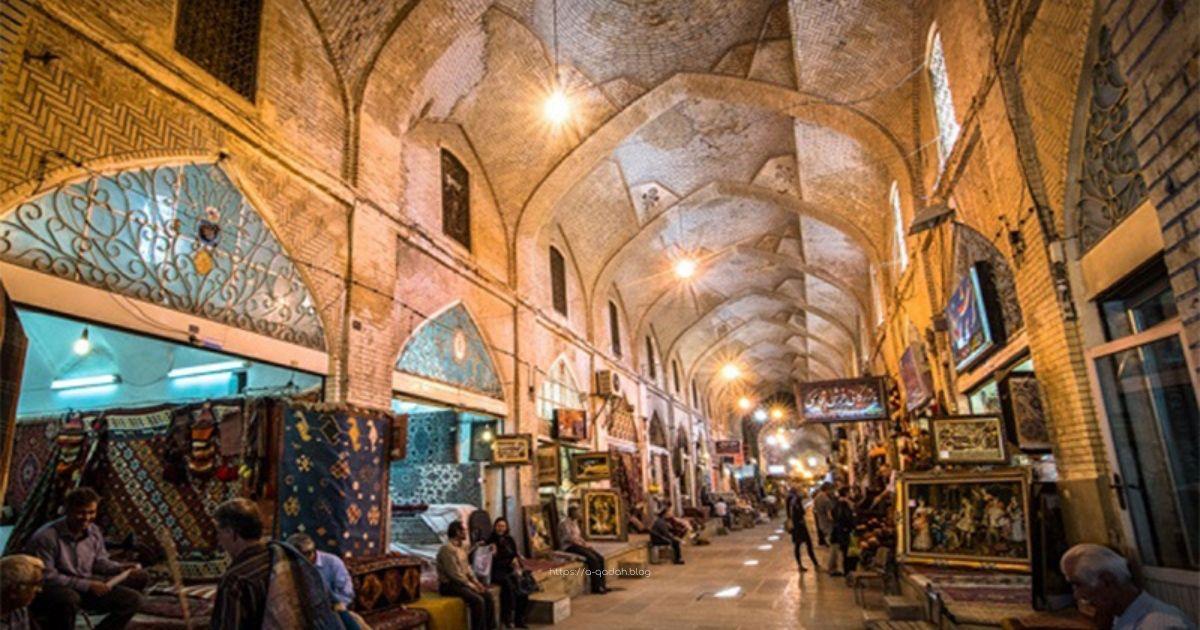 vakil bazaar Shiraz Iran