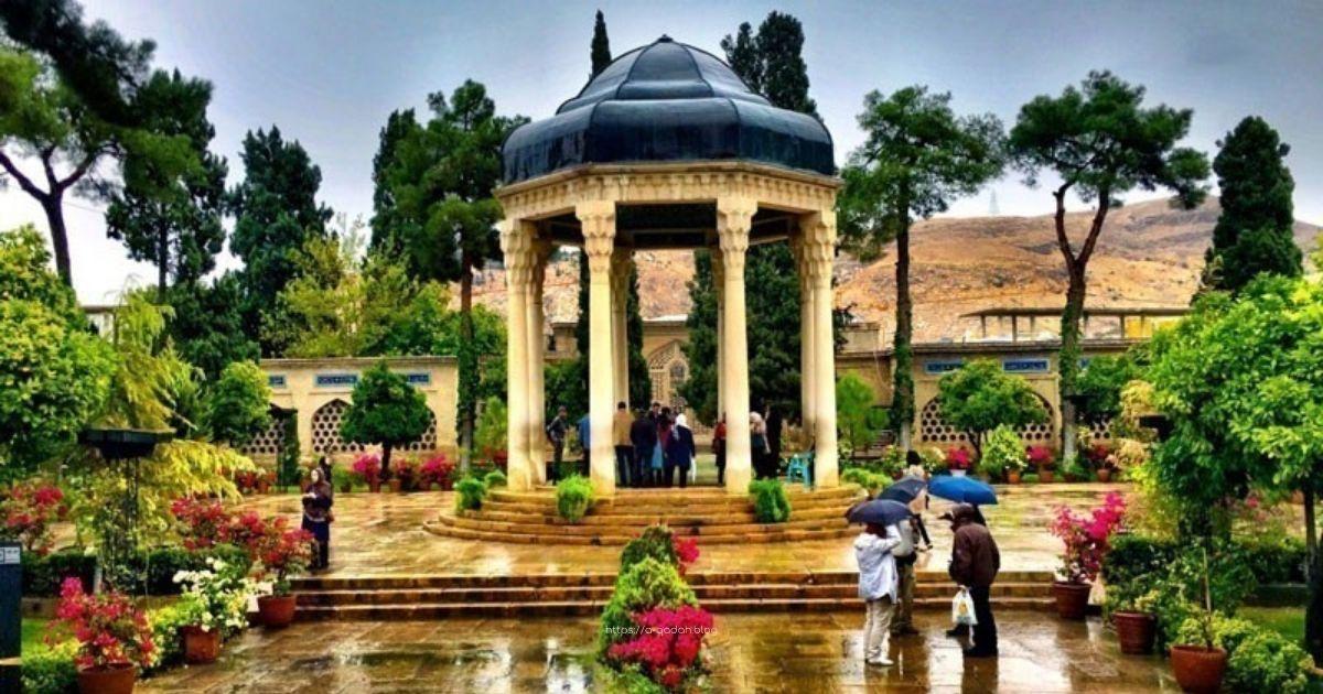 shiraz-tomb-of-hafez Shiraz