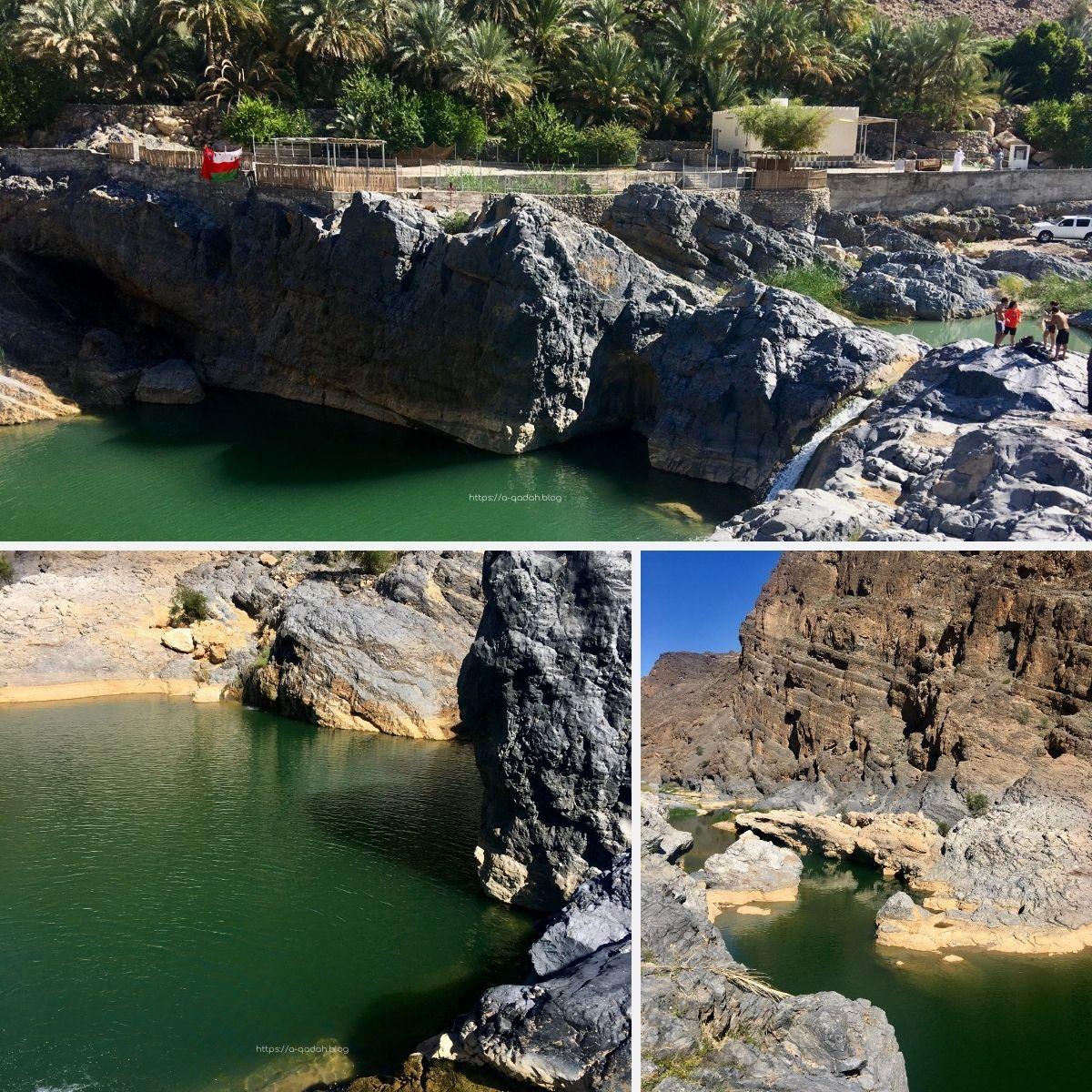 وادي العربيين سلطنة عمان Wadi Al Arabeeen