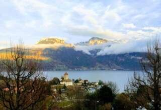 انترلاكن سويسرا شتاء المغامرة
